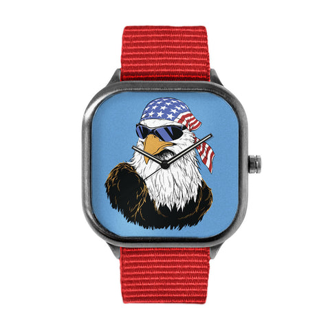 Patriotic Eagle Watch