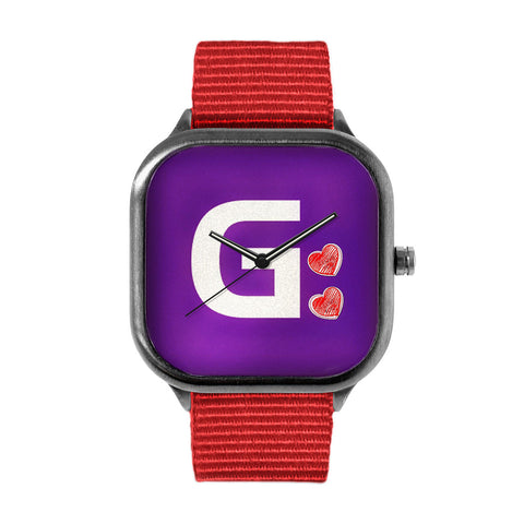 GFit Purple Valentine Watch