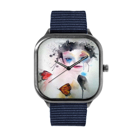 Butterfly Girl Watch