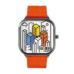 Big City Alloy watch