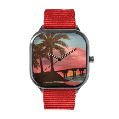 Beach Living Alloy watch