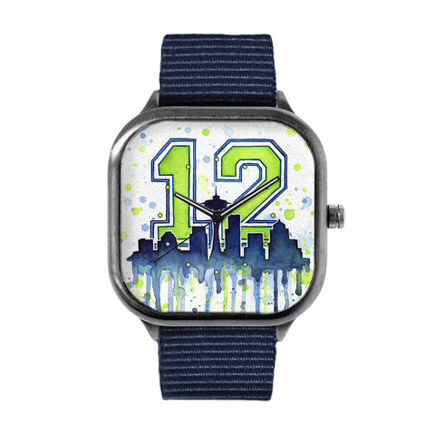 Seattle 12th Man Watch