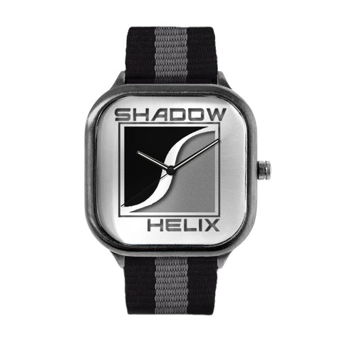Shadow helix Logo Watch