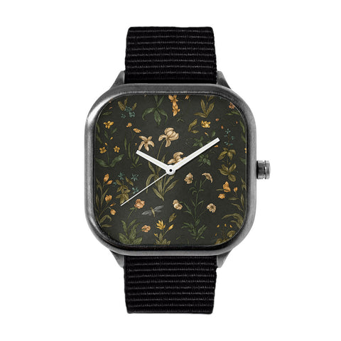 Old World Florals Watch