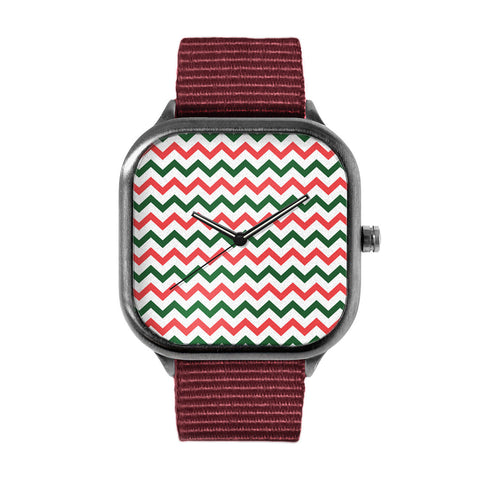Jingle ZigZags Watch