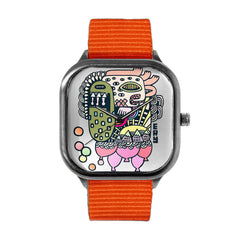 Bubble Animal Watch