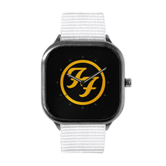 Foo Fighters Gold Watch