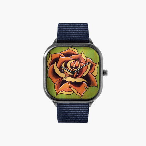 Traditional Rose Watch