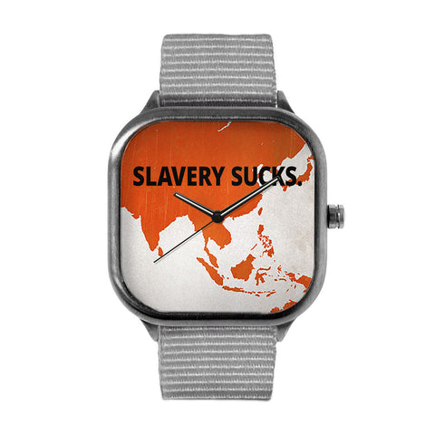 Slavery Sucks Watch