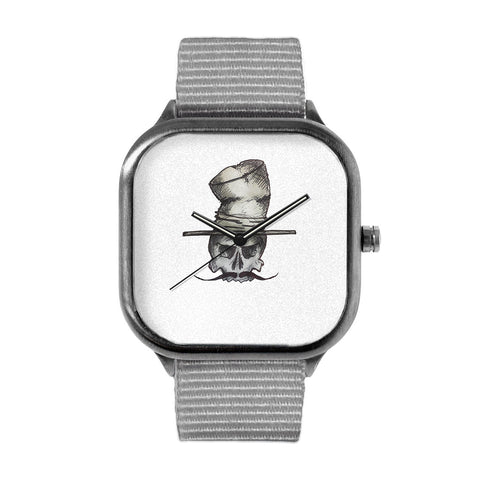 Skull Top Watch