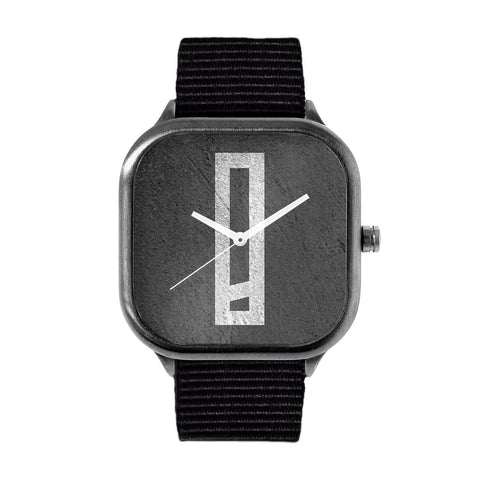 Monolithic Monogram O Watch