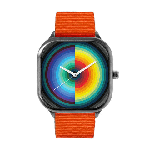Okuda Rainbow Watch