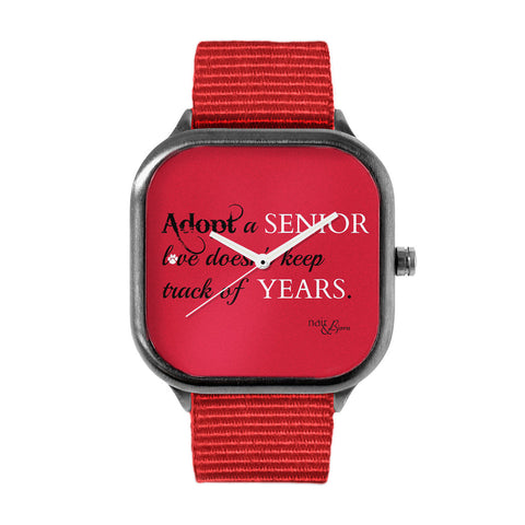 Adopt A Senior Watch