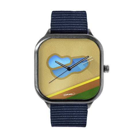 Minimalist Chase Field Watch