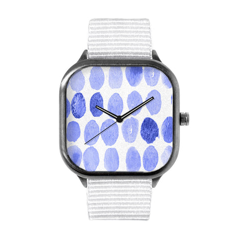 Blue Drops Watch