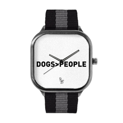 Dogs > People Watch
