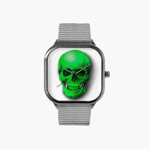 GreenSkull Watch
