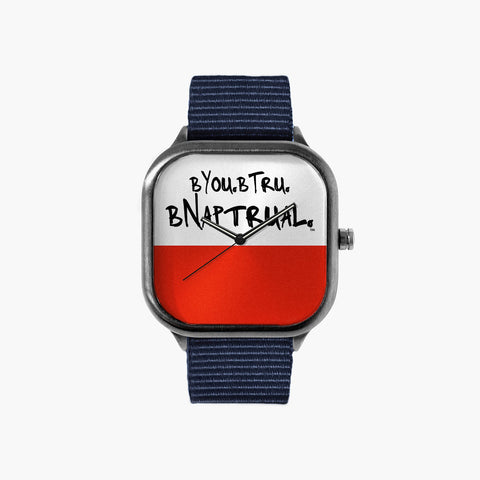 Bnaptrual Full Faced Watch