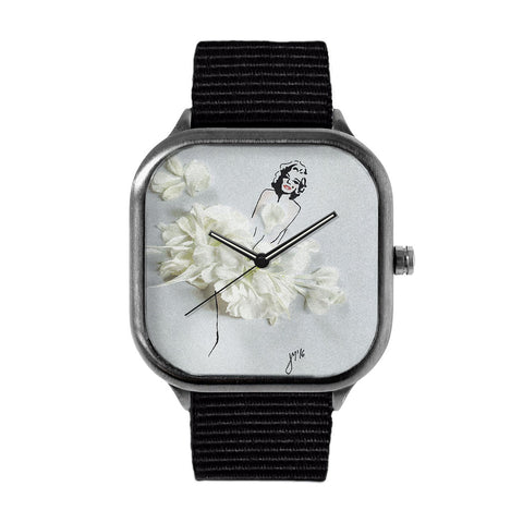 Flower Dress Watch