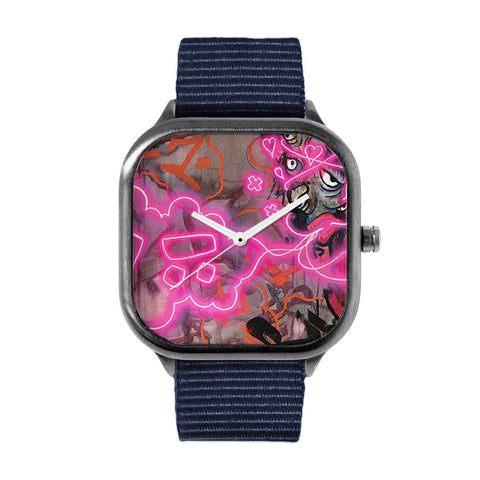 Shirabyoshi Vengeance Watch