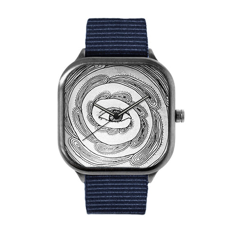 Eye Spiral Watch