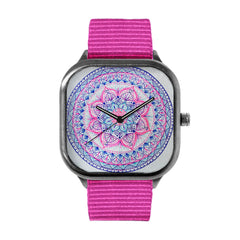 Blue Mandala Watch