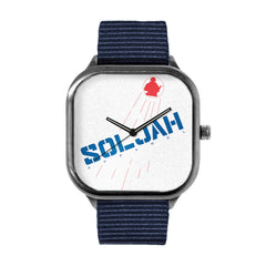 Soljah Blues Watch