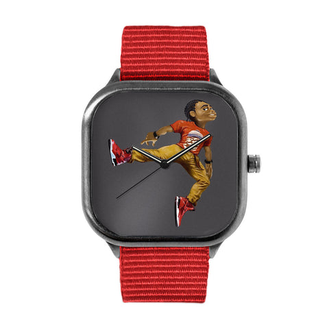 FikShun Toe Tilt Watch