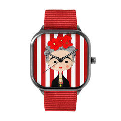 Frida Vogue Watch