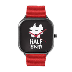 Half the Story Watch