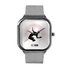 FikShun Logo Watch