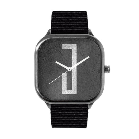 Monolithic Monogram J Watch