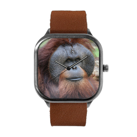 Orangutan Pongo Watch