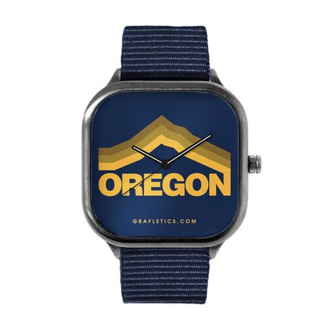 Grafletics Mt.Hood Watch