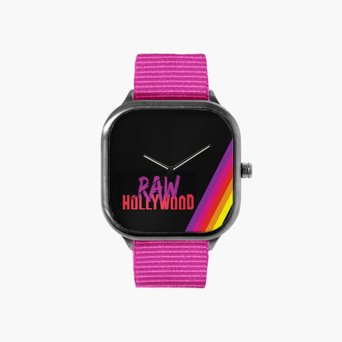 Official Raw Hollywood Watch