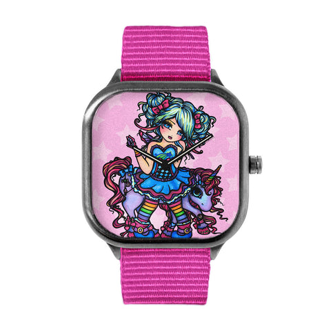 Little Miss Devil Watch