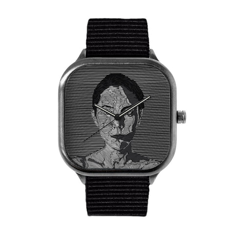 Textured Woman Watch