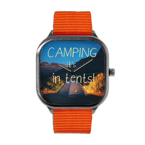 In Tents Watch