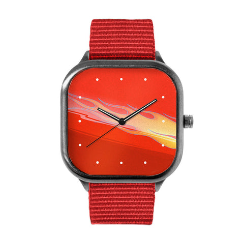 Flames Watch