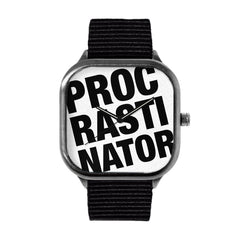 Procrastinator Watch