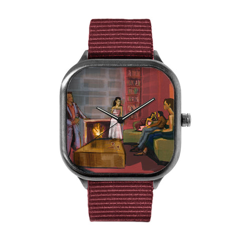 Party Alloy watch