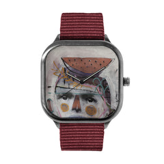 Portrait and Watermelon Watch