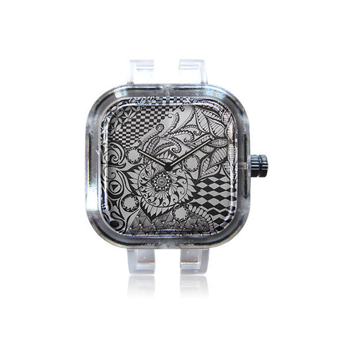 PincelDrafter Monochrome watch