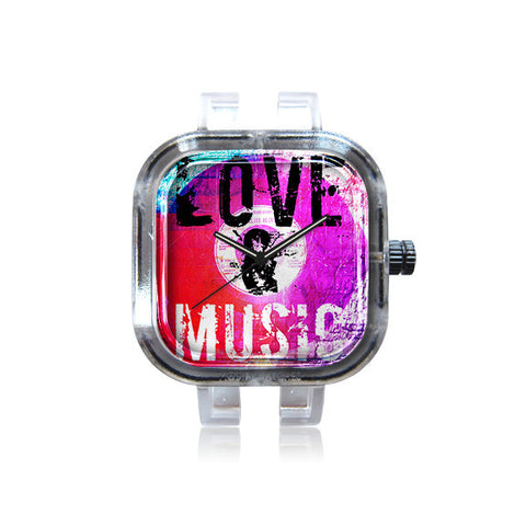 PinkIntrigue LoveandMusic watch