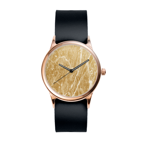 Marble Rose Watch