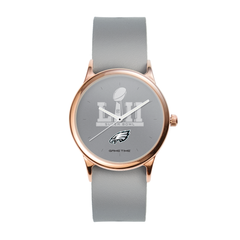 Lombardi Trophy Eagles Rose Watch