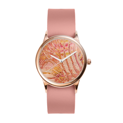 Rose Colored Glasses Watch
