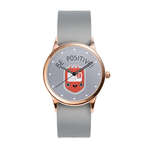 B Positive Watch