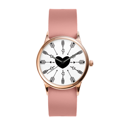 Point in Time Rose Watch