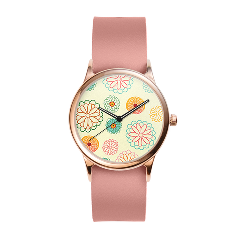 Foulard Rose Watch